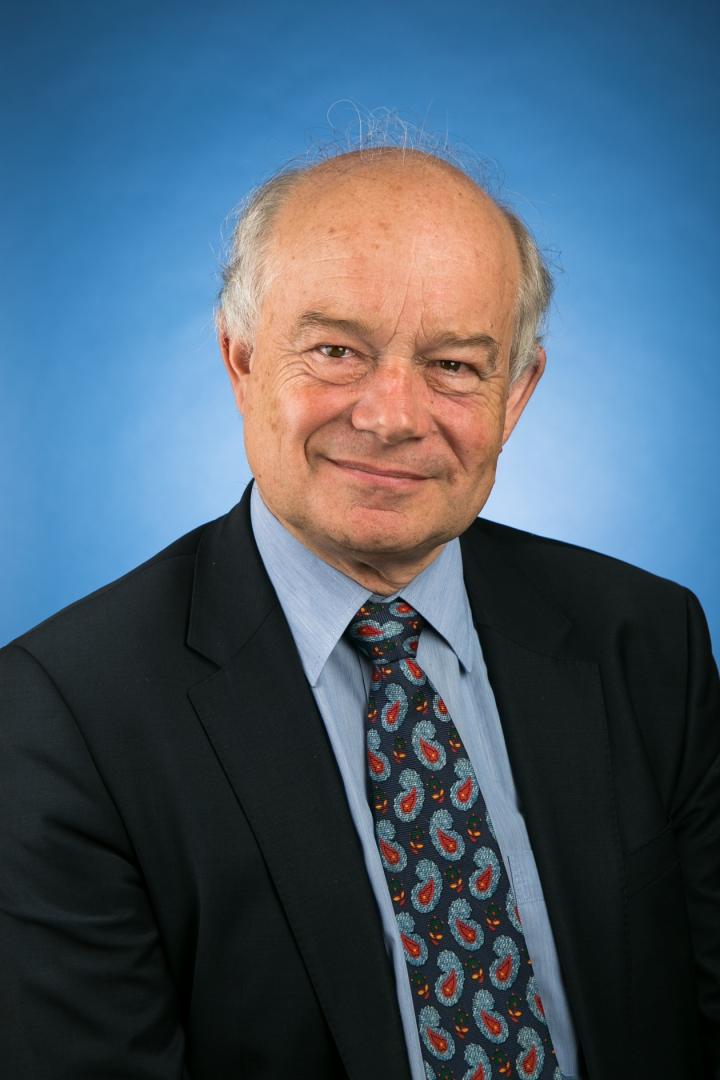 Le Président d'ENERGIE Eure-et-LOIr, Xavier NICOLAS